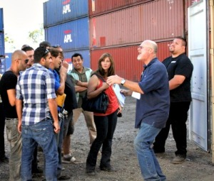 There is no shortage of entertaining personalities on truTVs CONTAINER WARS!