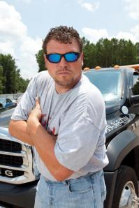 Bobby Brantley of truTVs LIZARD LICK TOWING.