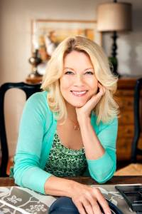 Beautiful Barbara Niven of Hallmark Channel's hit original series, CEDAR COVE.