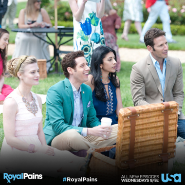 Royal Pains: Paige Outfoxes Milos, Impresses Boris