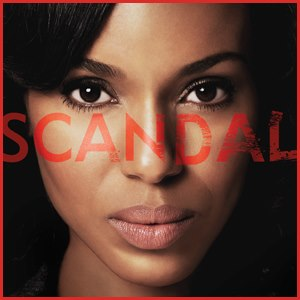Scandal's Kerry Washington