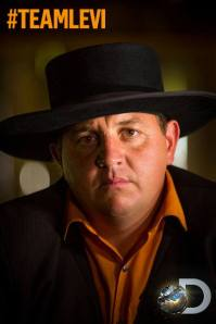 Lebanon Levi of Discovery Channel's AMISH MAFIA.