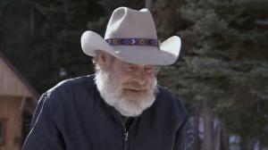 Tom Oar on History Channel's MOUNTAIN MEN