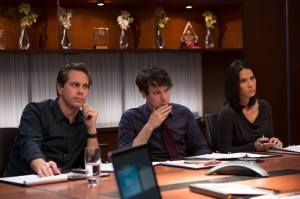 HBO's The Newsroom, season finale, Will and Mac