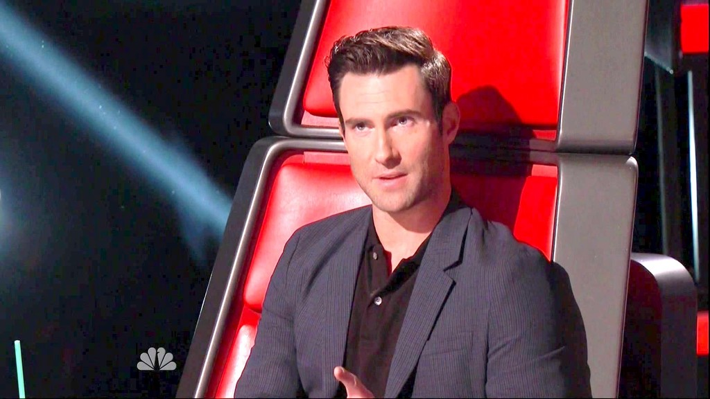 Adam The Voice 2014