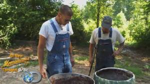 Josh & Bill on MOONSHINERS