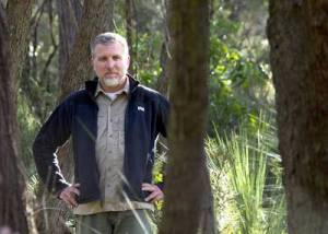 Cliff Barackman of FINDING BIGFOOT