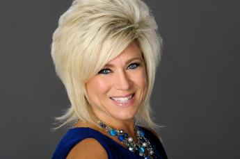 Theresa Caputo, TLC star