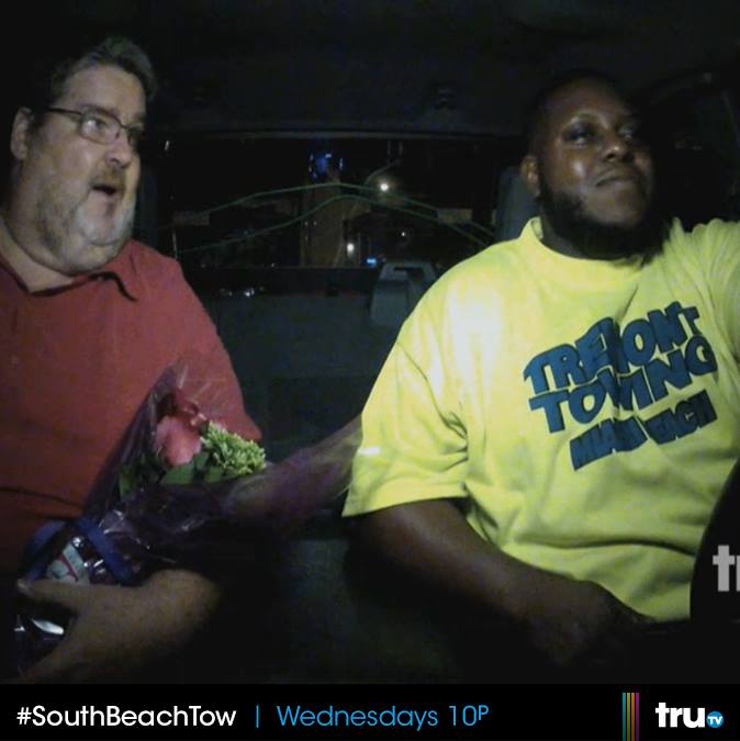 South Beach Tow Bernice Giving Dating Advice To Kosgrove Oh Boy Tvruckus