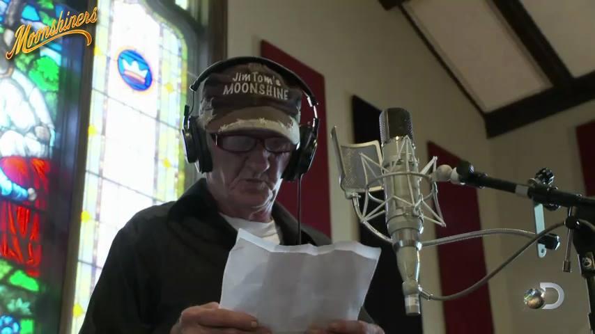 Moonshiners Jim Tom Jim Tom Hedrick in Recording