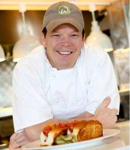 Chef Paul Wahlberg, WAHLBURGERS