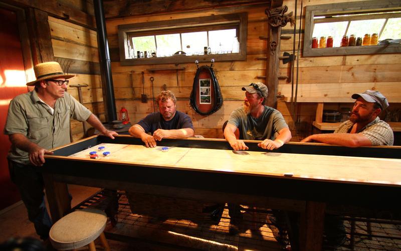 Shuffleboard Table Plans