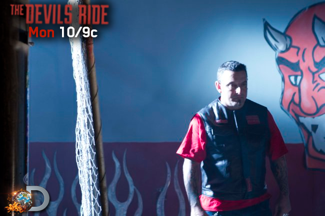 Exclusive THE DEVILS RIDE Sneak Peek Video: Can Laffing Devils Stand