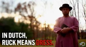 Ruck Davey, Amish Mafia