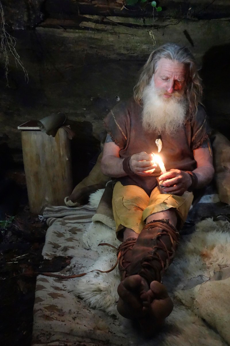 The legend of mick dodge winter is on the way amp mushrooms abound