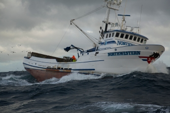 F/V Northwestern on DEADLIEST CATCH