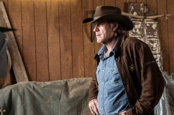 Longmire on A&E
