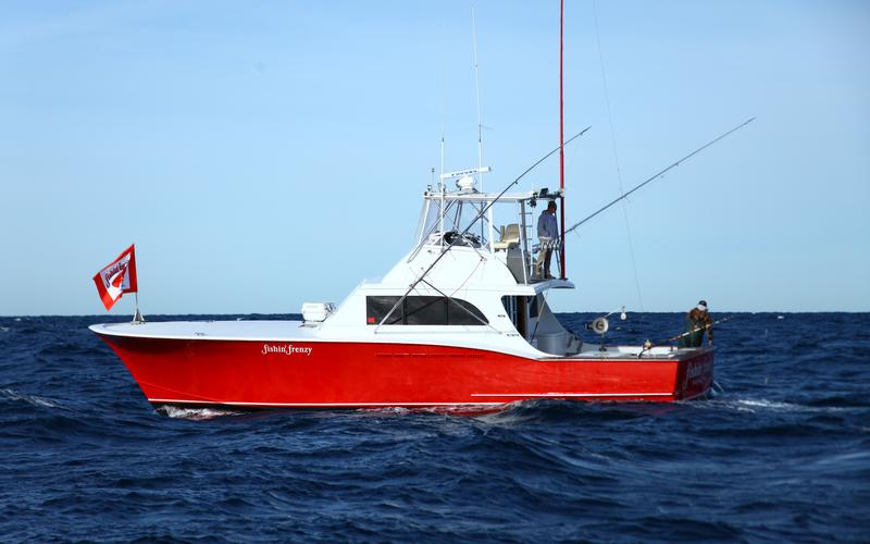 fishing frenzy buxton nc