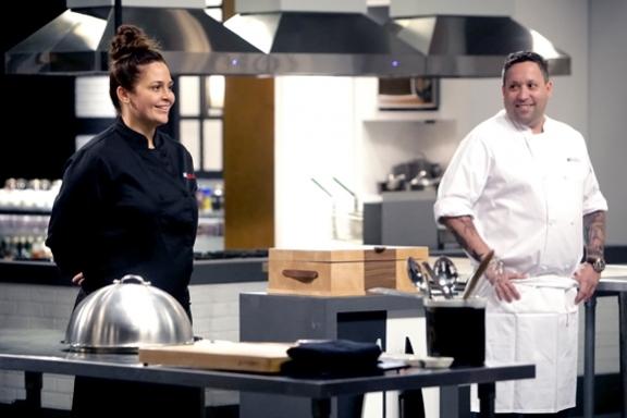 Top Chef Duels Recap Isabella V Lofaso S Big Fat Italian Feast Tvruckus